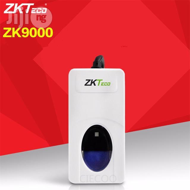 ZKT ZK9000 USB Fingerprint Reader Scanner Sensor