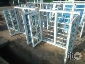 Casement Window With Inbuilt Galvanised Protector   Windows for sale in Rivers State, Port-Harcourt