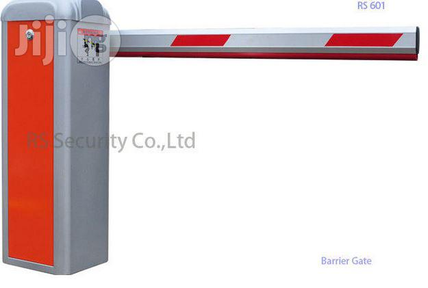 Automatic Boom Barrier Gate Stainless Steel With Single Bar