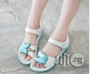 Mint Green Girl Leather Sandals | Shoes for sale in Osun State, Ilesa