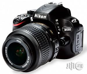 Nikon D5100 Camera With High ISO (100-6400) | Photo & Video Cameras for sale in Lagos State, Ikeja