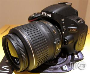 Nikon D5100 Camera With Razor Sharp 11-Point Auto Focus | Photo & Video Cameras for sale in Lagos State, Ikeja