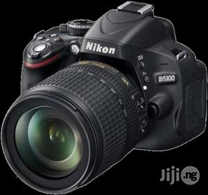 Professional Nikon D5100 Camera With Scene Mode Features | Photo & Video Cameras for sale in Lagos State, Ikeja