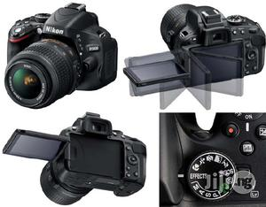 Nikon D5100 With Wide Viewing Angle and Increased Visibility | Photo & Video Cameras for sale in Lagos State, Ikeja