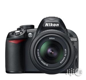 Newly Imported D3100 In Black With 18-55mm II F / 3.5-5.6GDX Lens | Photo & Video Cameras for sale in Lagos State, Ikeja