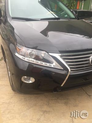 Lexus RX 2012 350 FWD Black | Cars for sale in Oyo State, Ibadan