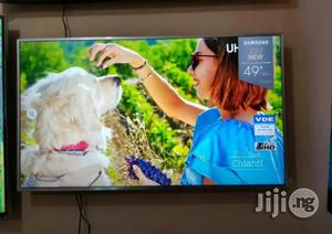 Samsung Smart UHD 4K 2017 49inches   TV & DVD Equipment for sale in Lagos State, Ojo