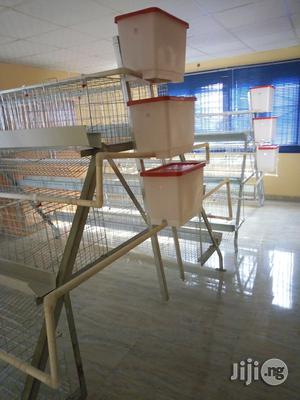 Imported Poultry Cage | Farm Machinery & Equipment for sale in Lagos State, Alimosho