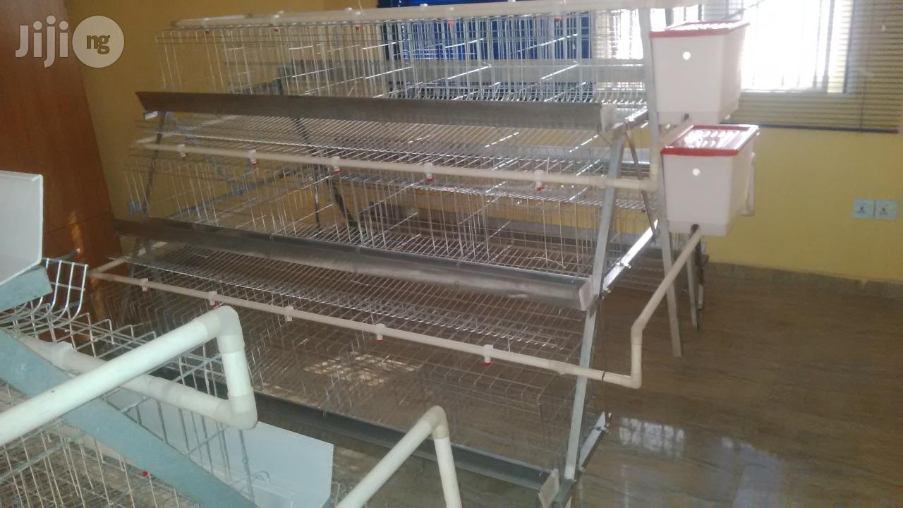 Imported Poultry Cage | Farm Machinery & Equipment for sale in Alimosho, Lagos State, Nigeria