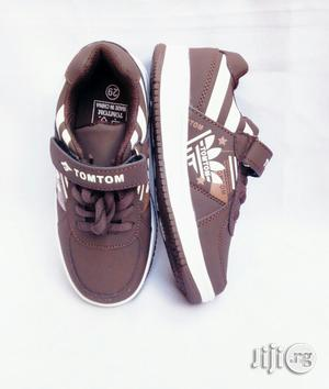Coffee Brown Canvas | Children's Shoes for sale in Lagos State, Lagos Island (Eko)
