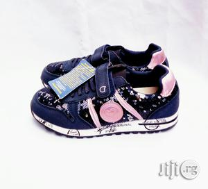 Navy Blue Canvas Sneakers   Children's Shoes for sale in Lagos State, Lagos Island (Eko)