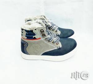 High Top Ankle Canvas | Children's Shoes for sale in Lagos State, Lagos Island (Eko)