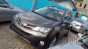 Toyota RAV4 2014 Brown   Cars for sale in Lagos State, Ikeja