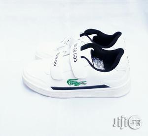 White Canvas   Children's Shoes for sale in Lagos State, Lagos Island (Eko)