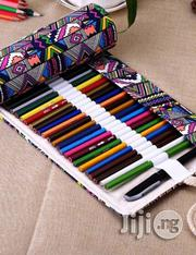 Roll Up Pencil Case – 48 Holes | Stationery for sale in Lagos State