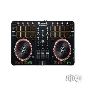 Numark Mixtrack Pro (3 Channel With Audio I/O) | Audio & Music Equipment for sale in Lagos State, Ikeja