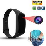 Universal HD 1080P Cam DVR Hidden Camera Wearable Wrist Watch Mini DVR   Security & Surveillance for sale in Lagos State, Ikeja
