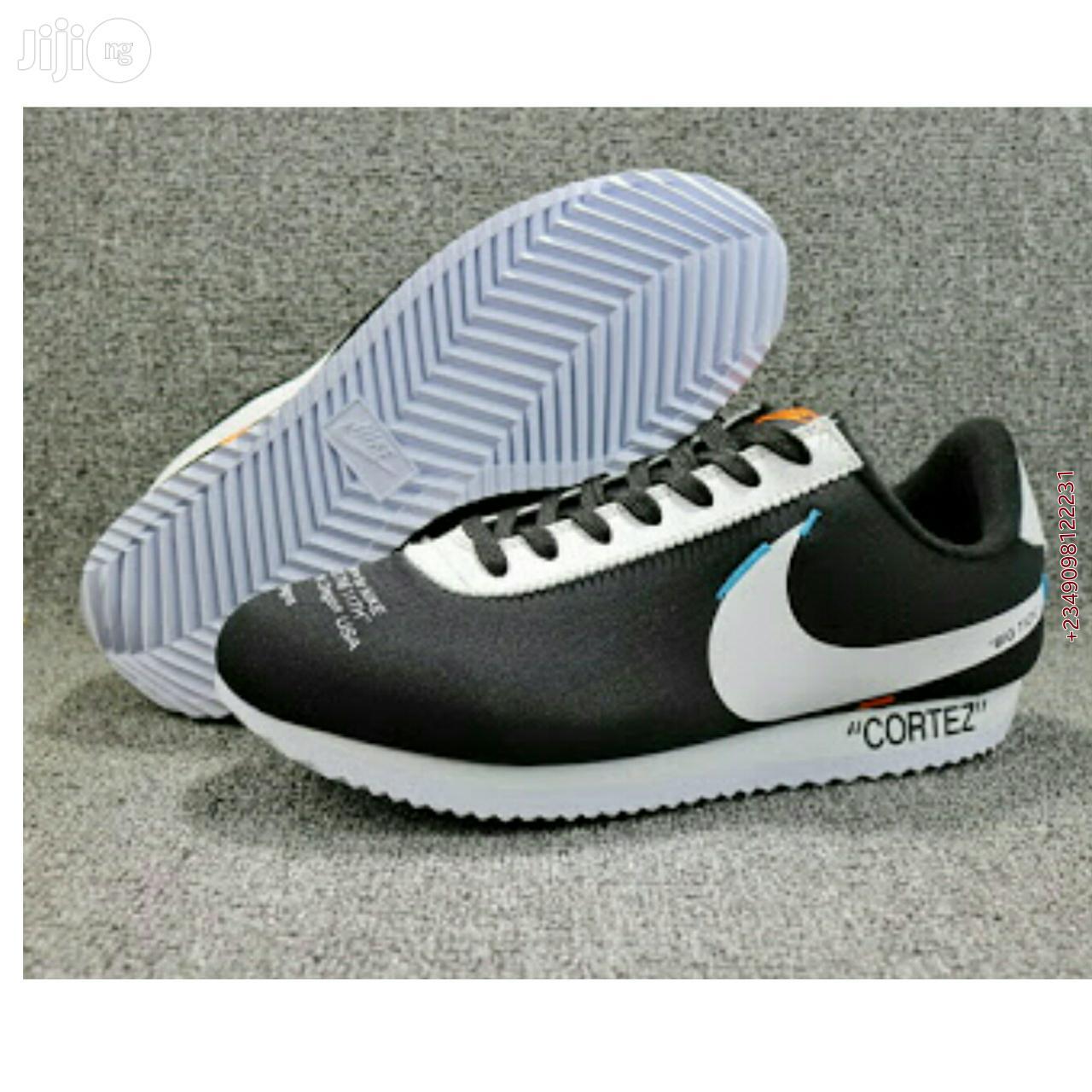 Off-White Nike Cortez Ultra White And