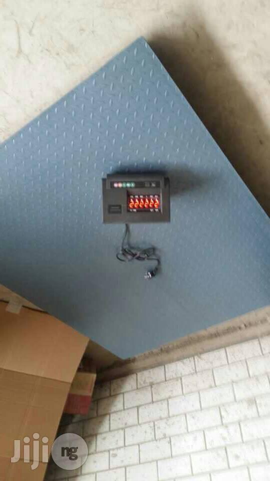 Industria Weighing Scale Digital 6ton , 5tons 2tons ,3tons