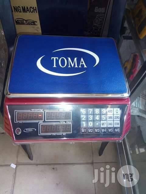 40kg Digital Scale TOMA