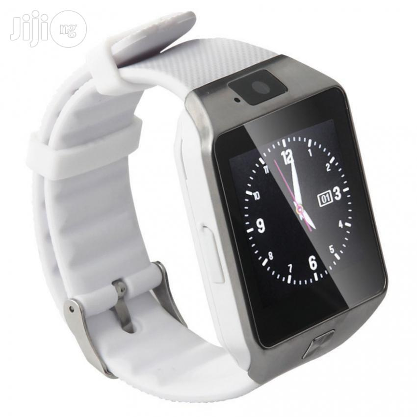 Bluetooth Smart Watch Wrist Phone   Smart Watches & Trackers for sale in Ikeja, Lagos State, Nigeria
