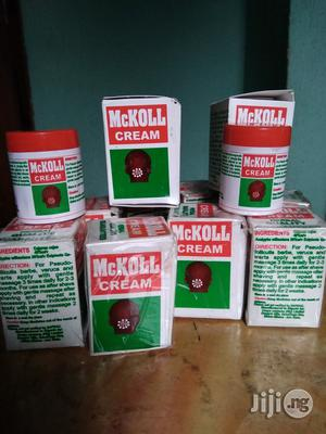 Mckoll Herbal Cream For Hair Bumps/Keloid | Hair Beauty for sale in Rivers State, Port-Harcourt
