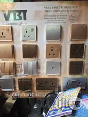 Good Quality Switches And Sockets UK Gold | Electrical Tools for sale in Lagos State, Lekki Phase 1