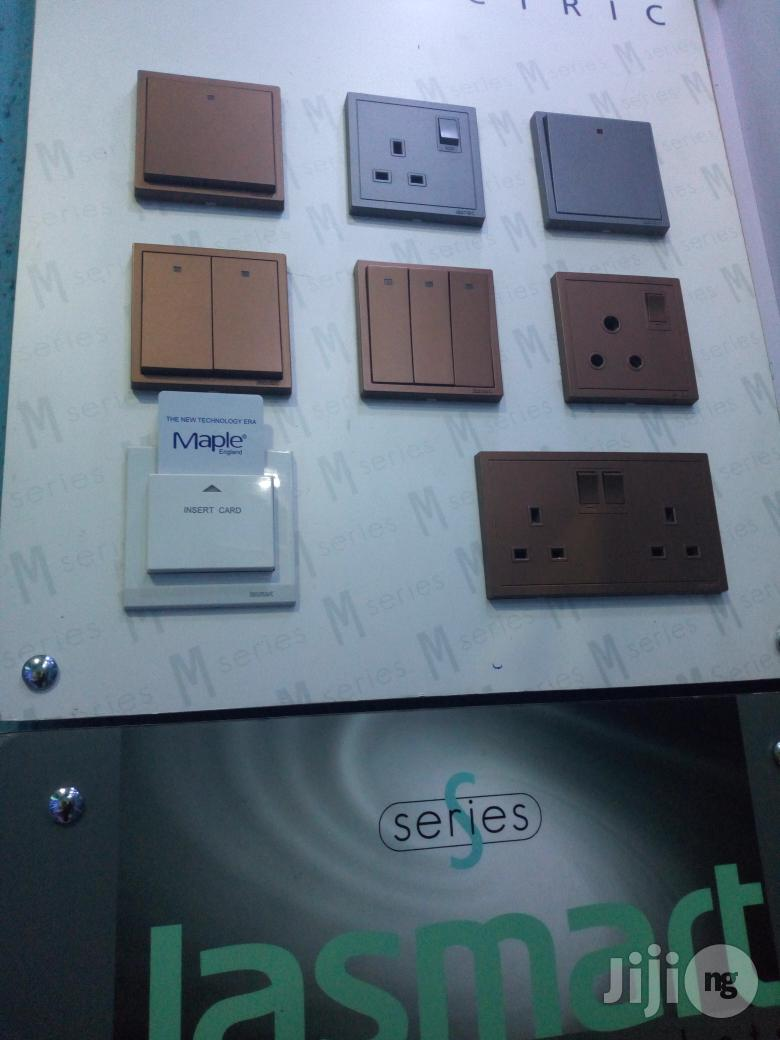 Good Quality Switches And Sockets   Electrical Hand Tools for sale in Lekki, Lagos State, Nigeria