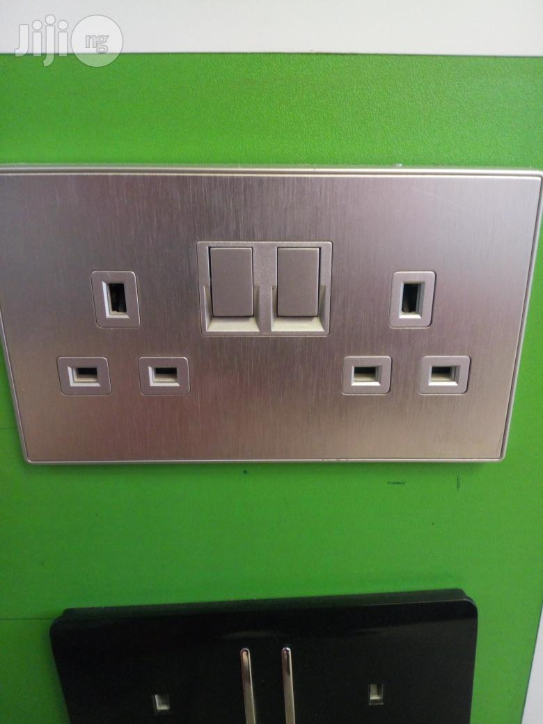 Good Quality Switches And Sockets UK | Electrical Hand Tools for sale in Lekki, Lagos State, Nigeria