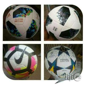 Would Cup Ball And Premiership Ball And Champions League Ball | Sports Equipment for sale in Lagos State, Ikeja
