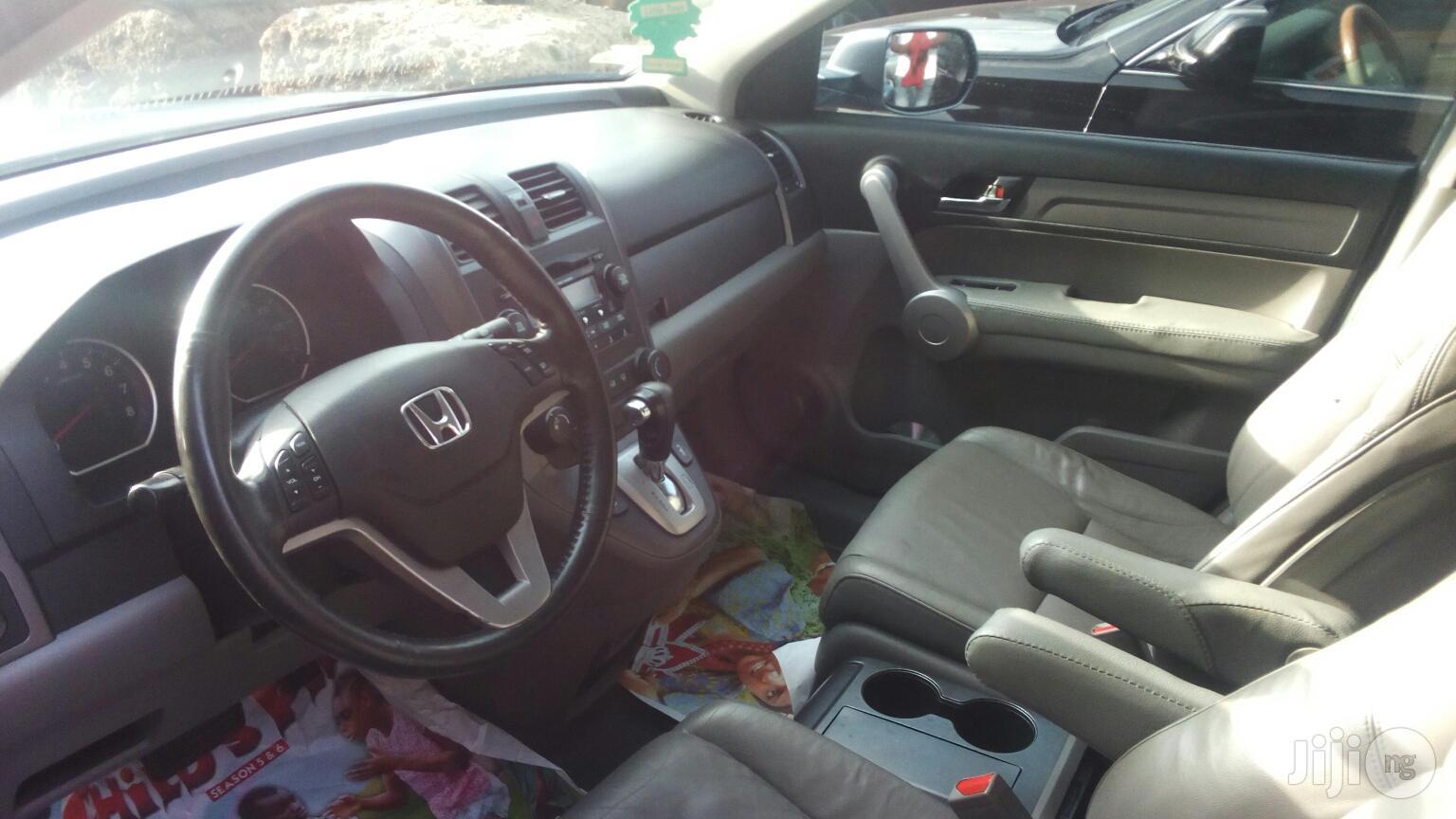 Archive: Honda CR-V 2008 Blue