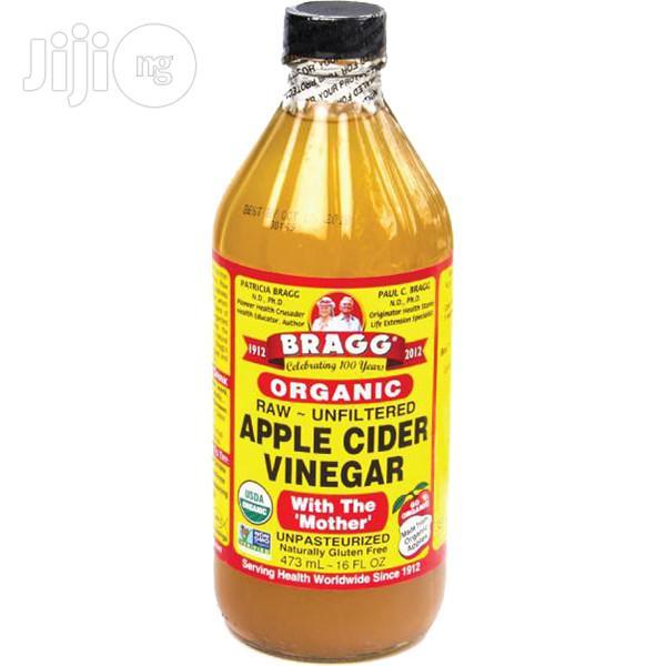 Archive: Bragg Apple Cider Vinegar 473ml Nafdac Registered