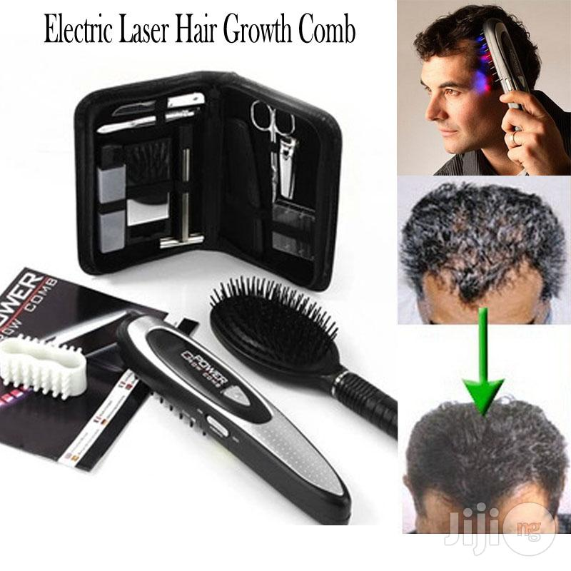 Professional Electric Laser Hair Growth Comb