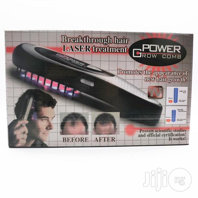 Professional Electric Laser Hair Growth Comb | Hair Beauty for sale in Surulere, Lagos State, Nigeria