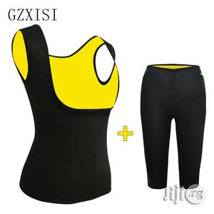 Hot Shapers Neoprene Women Slimming Vest + Pants | Clothing for sale in Lagos State, Surulere