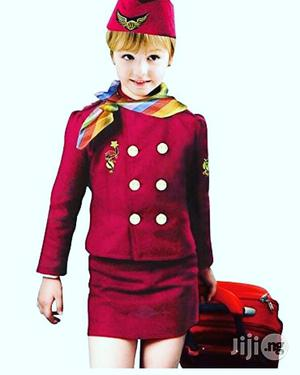 Air Hostess Costumes In Different Sizes | Children's Clothing for sale in Lagos State, Ikeja
