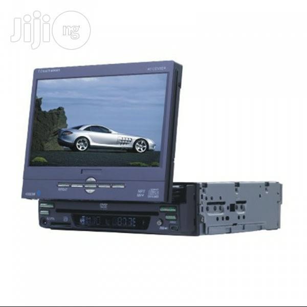 DVDO One Din Indash Car DVD Player
