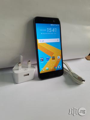 HTC 10 32 GB Black   Mobile Phones for sale in Lagos State, Ajah