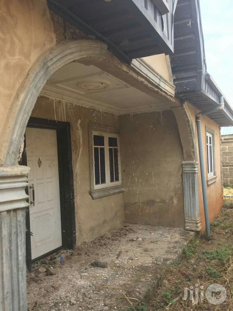 90% Tastefully Finished 4 Bedroom at a Good Location.   Houses & Apartments For Sale for sale in Obafemi-Owode, Ogun State, Nigeria