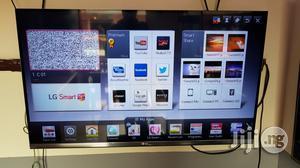 LG 47inches Smart Full HD 3D Borderless Led Tv | TV & DVD Equipment for sale in Lagos State, Ojo