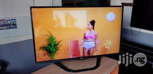 LG Smart Bordelrless 3D Full HD LED Tv 42 Inches | TV & DVD Equipment for sale in Lagos State, Ojo