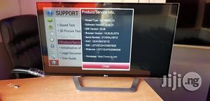 LG Smart Borderless 3D Full HD LED TV 47 Inches   TV & DVD Equipment for sale in Lagos State, Ojo