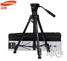 Yunteng Video Camera Tripod VCT- 880 for DSLR Cameras | Accessories & Supplies for Electronics for sale in Lagos State, Lagos Island (Eko)