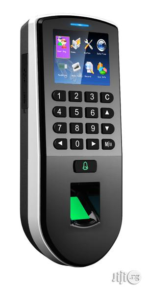 ZKT F19 Fingerprint Time Attendance & Access Control System | Safetywear & Equipment for sale in Lagos State, Ikeja