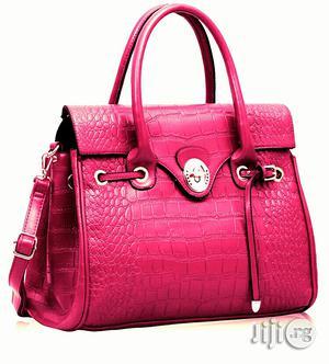 Pink Ladies Handbag | Bags for sale in Lagos State, Surulere