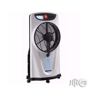 HMD Rechargeable Mist Fan-12 Inches   Home Appliances for sale in Lagos State, Ojo