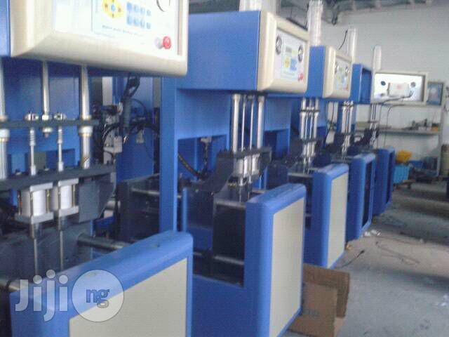 Plastic Bottle Making Pet Blowing Machine | Manufacturing Equipment for sale in Ikeja, Lagos State, Nigeria