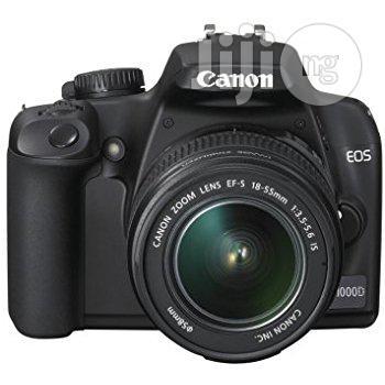 Professional DSLR Canon 1000d Camera
