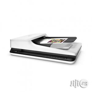 HP Scan Jet Pro 2500 F1 Flatbed Scanner - L2747A | Printers & Scanners for sale in Lagos State, Ikeja