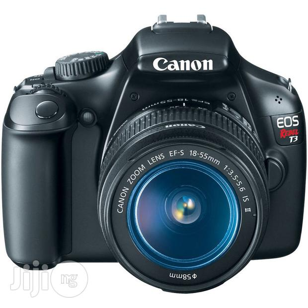 Newly Imported CANON Rebel T3 (1100D) DSLR Camera With KIT Lens